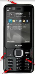 как сделать сброс телефон до заводских настроек Hard Reset Nokia